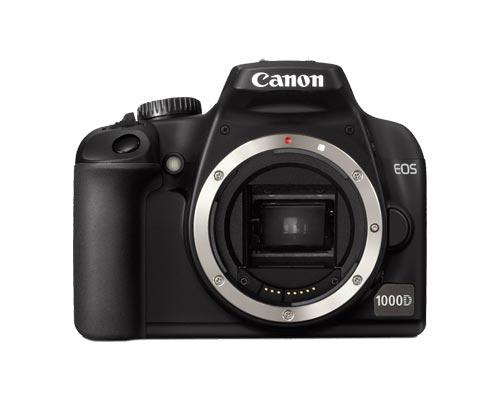 Canon EOS 1000D Reparatur