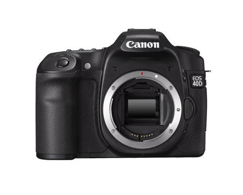 Canon EOS 40D Reparatur