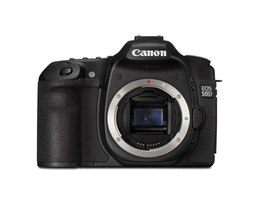 Canon EOS 50D Reparatur