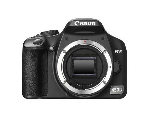 Canon EOS 450D Reparatur