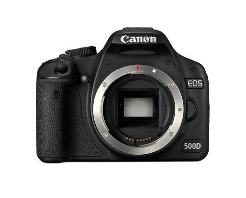 Canon EOS 500D Reparatur