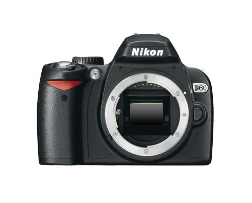 Nikon D60 Reparatur
