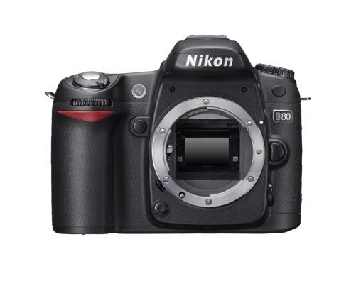 Nikon D80 Reparatur