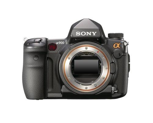 Sony A900 Reparatur