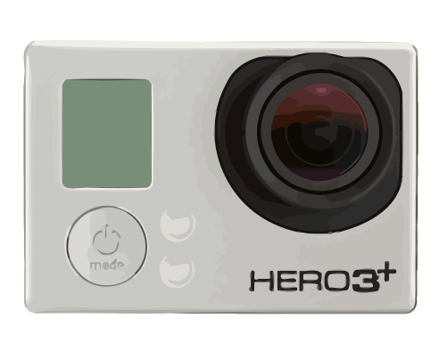 GoPro Hero 3+ Black Edition Reparatur