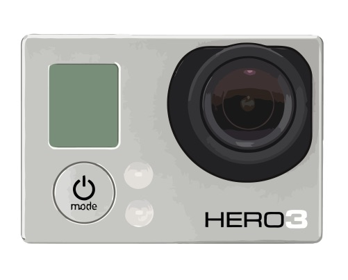 GoPro HD Hero 3 White Edition Reparatur