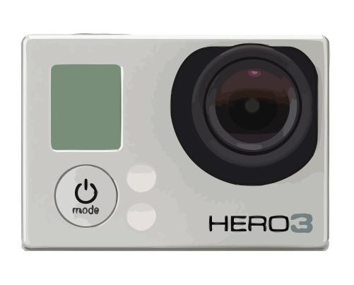 GoPro HD Hero 3 Silver Edition kaufen