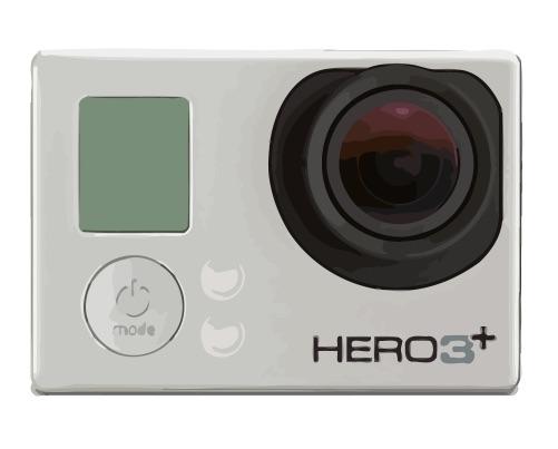 GoPro HD Hero 3+ Silver Edition kaufen
