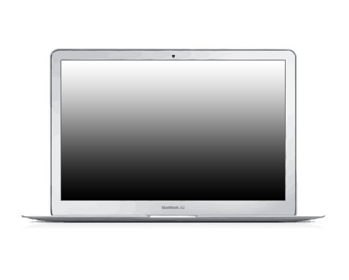 Apple MacBook Air 13.3 1.86 GHz A1369 MC503LL A Reparatur