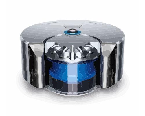 Dyson 360 Eye Reparatur