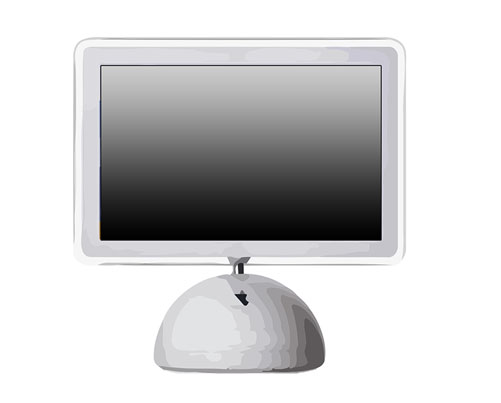Apple iMac 20 1.25 GHz M6498 M9290LL A Reparatur