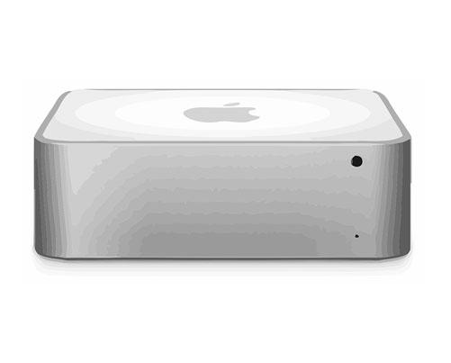 Apple Mac mini 2.53 GHz A1283 MC408LL A Reparatur