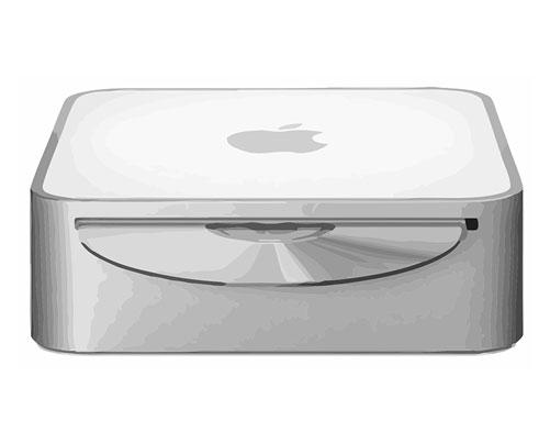 Apple Mac mini 1.42 GHz A1103 M9687LL B Reparatur